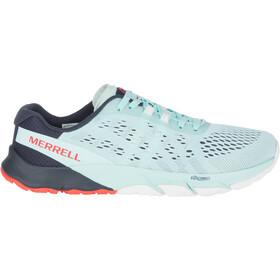 Merrell Bare Access Flex 2 E-Mesh Shoes Women Bleached Aqua